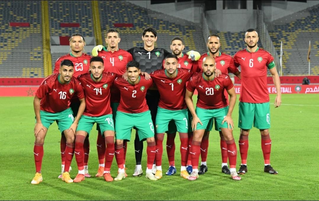 Éliminatoires de la CAN 2022 en chiffres / Maroc : 14 buts marqués, 1 but encaissé