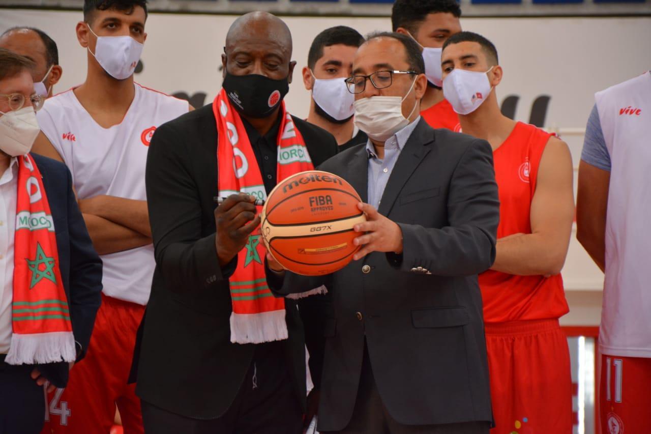 L'Ambassade des Etats Unis et l'AS Salé annoncent la participation du Maroc à la NBA Basketball Africa League