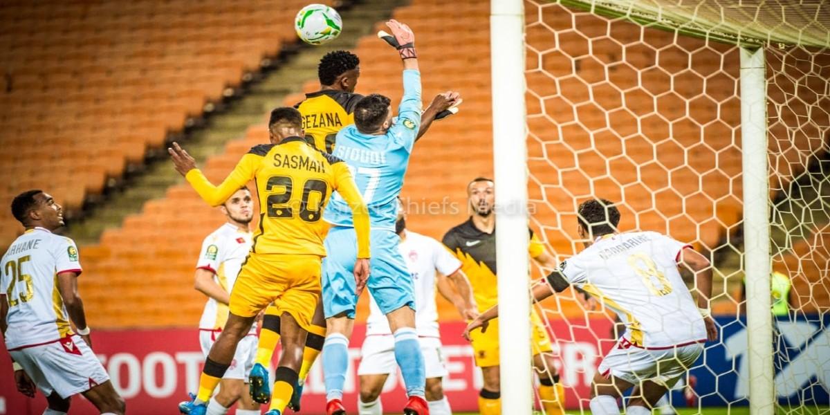 Ligue des Champions : Les Kaizer Chiefs font tomber les Wydadis (1-0)