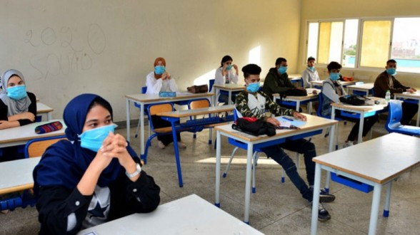 Suspension des cours à cause du Covid : le ministère dément
