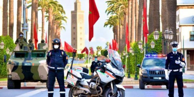 Rabat : Interdiction des manifestations des enseignants contractuels