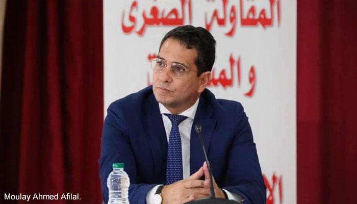 Ahmed Afilal El Alami Idrissi, président de l'UGEP