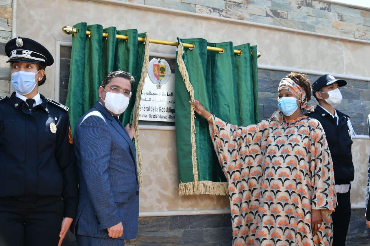 Le Sénégal ouvre un consulat général à Dakhla (images)