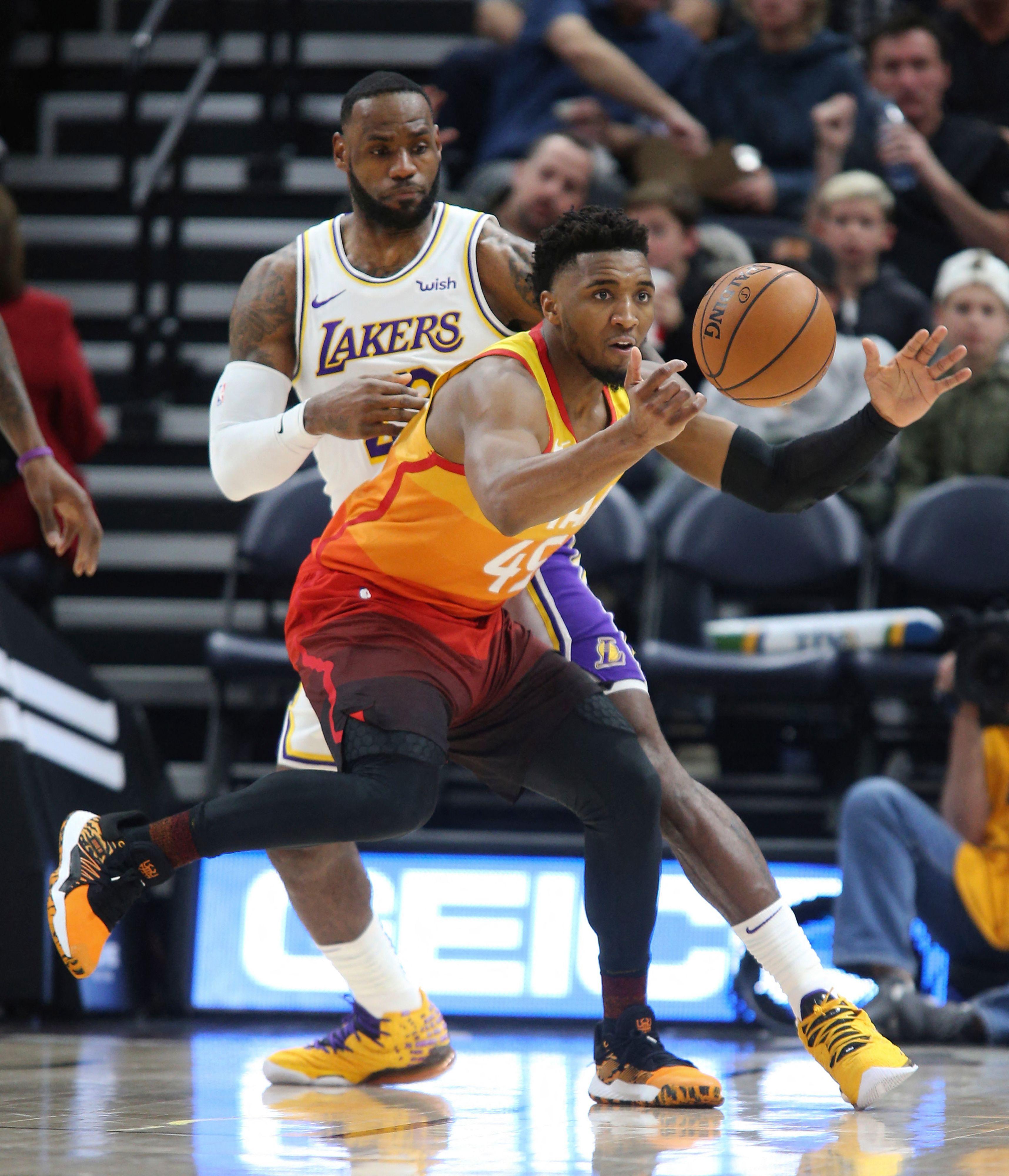 NBA: Le Jazz se fracasse sur Dallas, les Nets gagnent le derby de New York