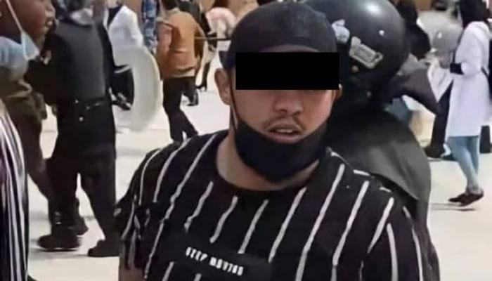 Le Benalla marocain écope d'un an de prison