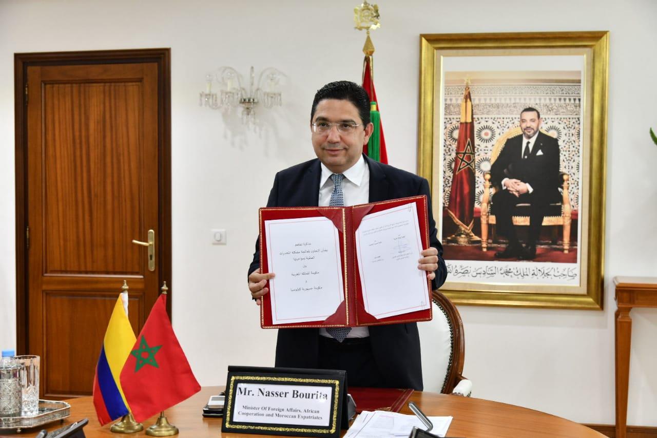 Le Maroc et la Colombie s'exemptent mutuellement du visa