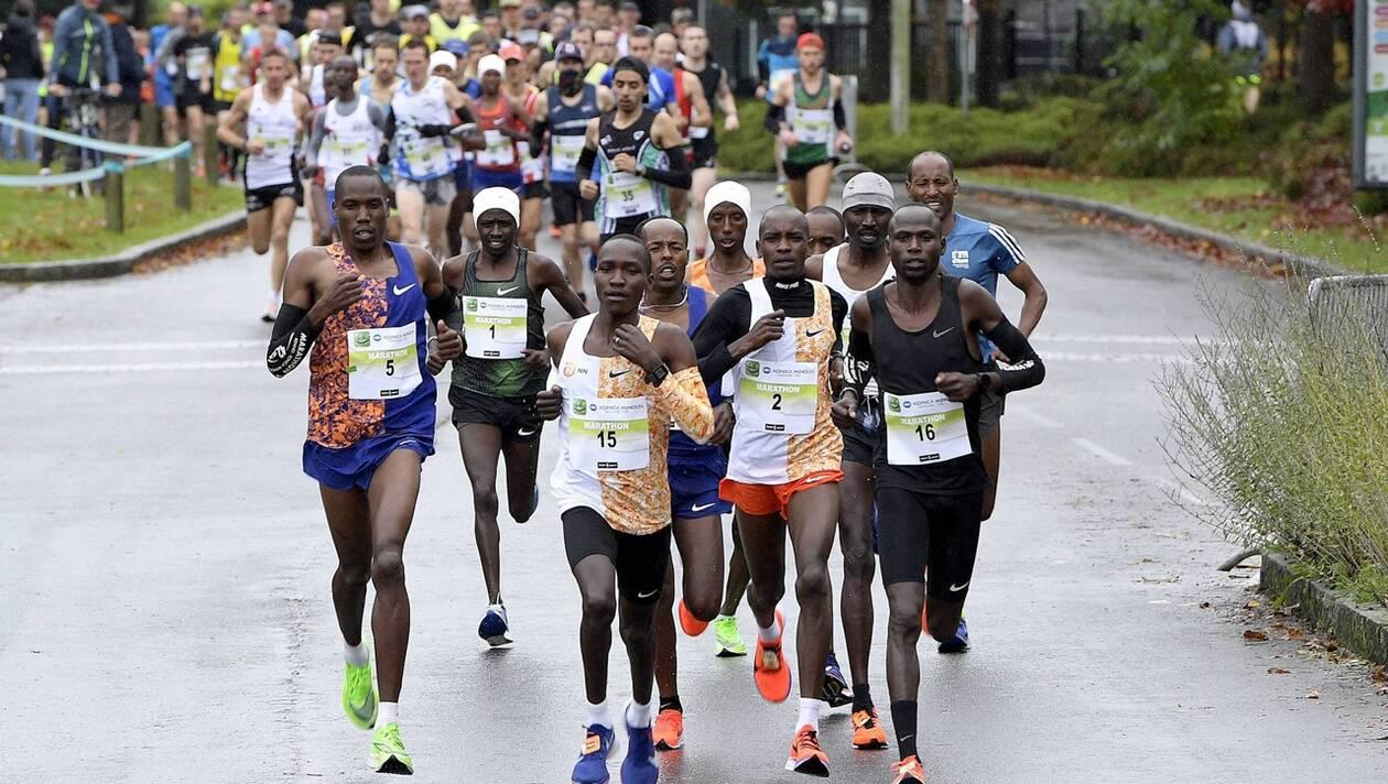 Athlétisme/Covid-19: Le marathon de Hambourg se déroulera aux Pays-Bas