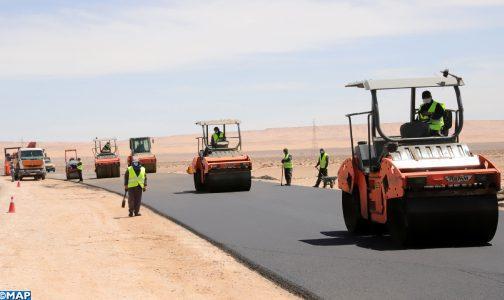 Le projet de la voie express Tiznit-Dakhla prendra forme l'année prochaine