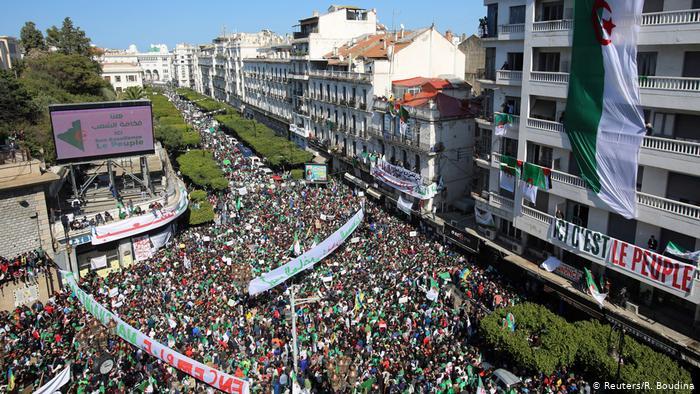 Algérie :Amnesty International dresse un tableau noir sur la situation des droits humains
