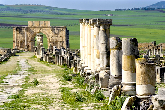 Tourisme patrimonial : Volubilis mènera son expérience «phygital»