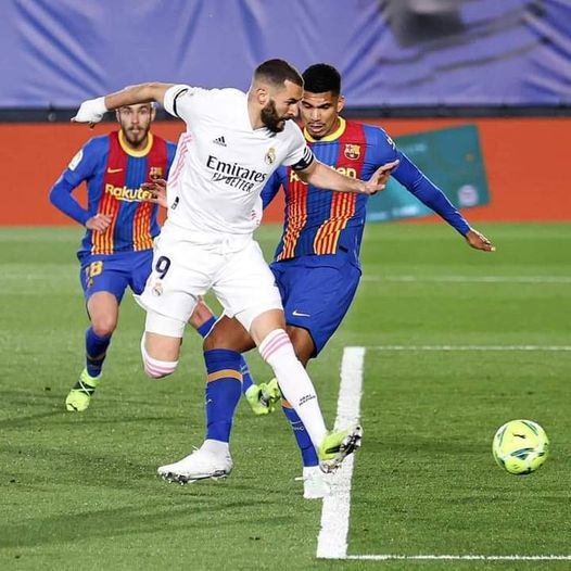 Real Madrid-Barça : Les Madrilènes remportent le 246ème clasico de l'Histoire