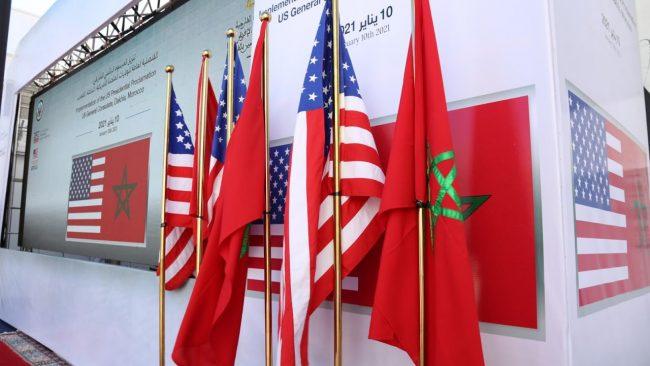 Des experts américains appellent au déploiement du Consulat américain à Dakhla
