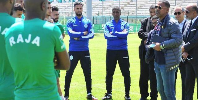 Le nouvel entraîneur du Raja : On en parle déjà !