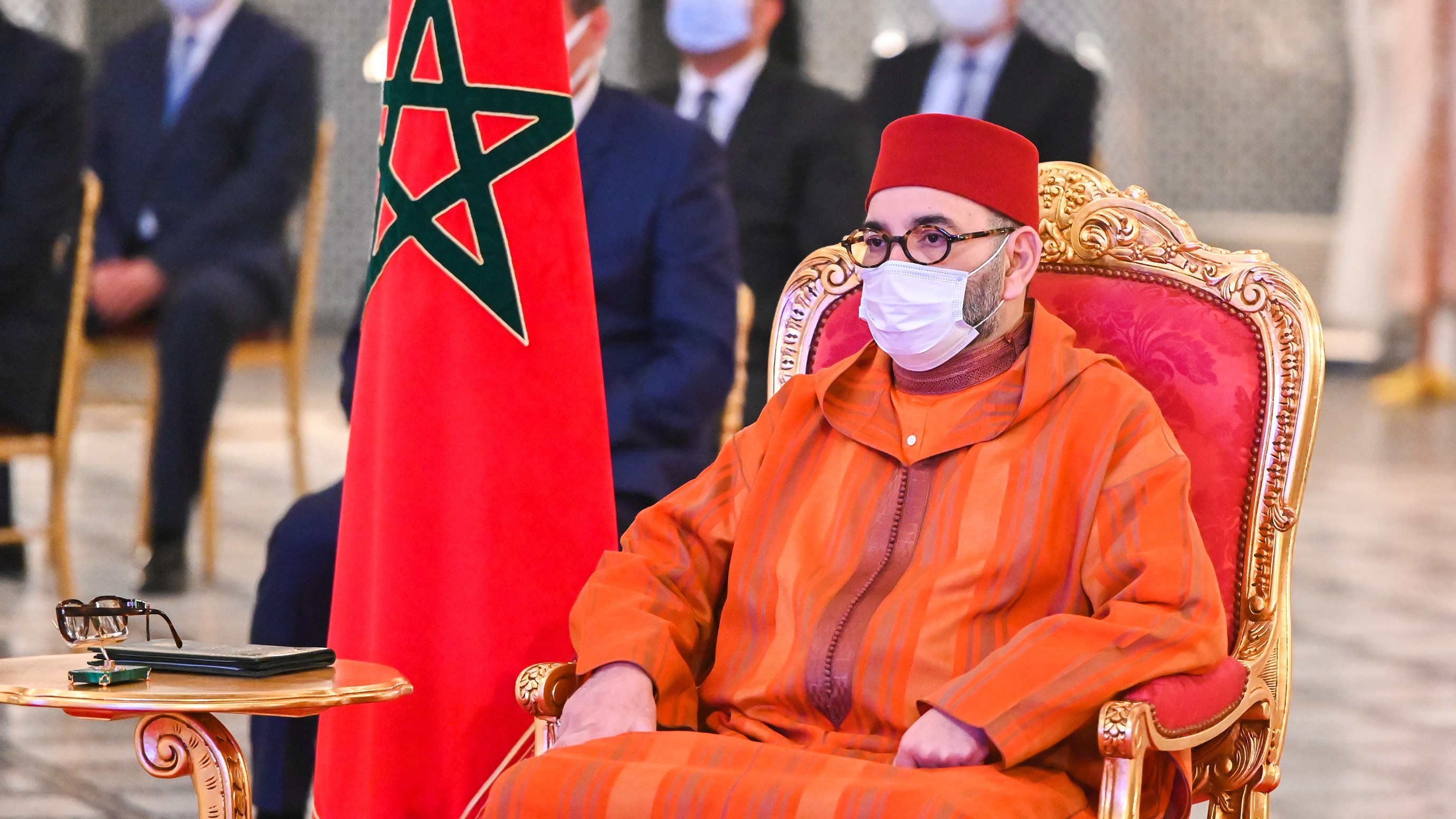 SM le Roi préside la cérémonie de lancement du projet de généralisation de la protection sociale et de signature des premières conventions y afférentes. (MAP)