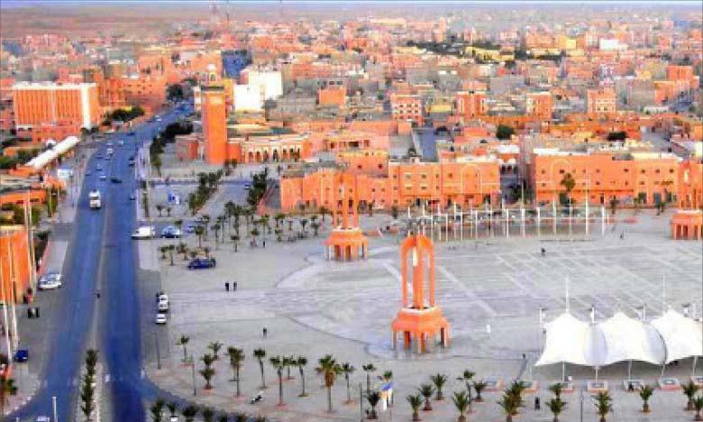 Région Laâyoune-Sakia El Hamra : Réunion du président de la Ligue de football avec l'Association des entraîneurs de football du Sahara