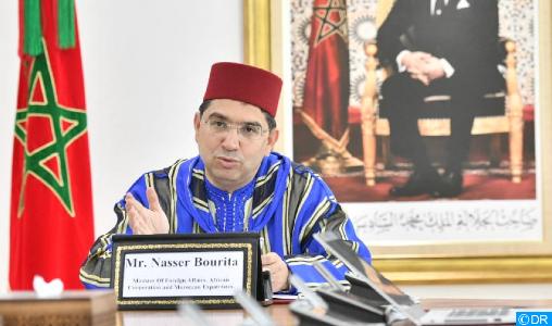 Bourita et Várhelyi se penchent sur l'accompagnement par l'UE des réformes structurantes au Maroc