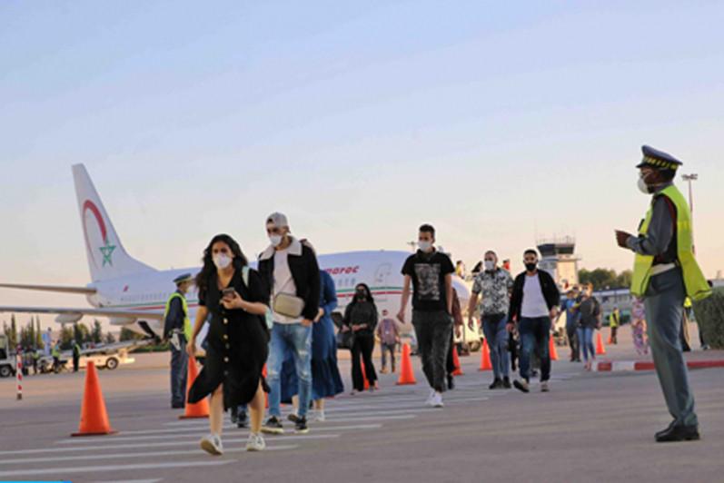 Covid-19 : Le Maroc suspend ses vols avec 13 pays européens