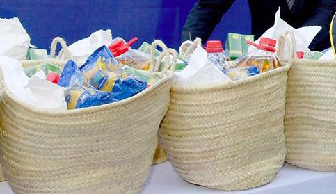 Distribution alimentaire :  17 705 familles bénéficiaires à Taounate