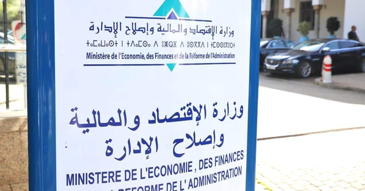 Ministère des Finances : Déficit budgétaire de 6,7 à fin mars