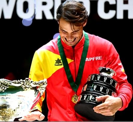 Tennis: Coupe Davis : Pleins feux sur Madrid, Turin et Innsbruck