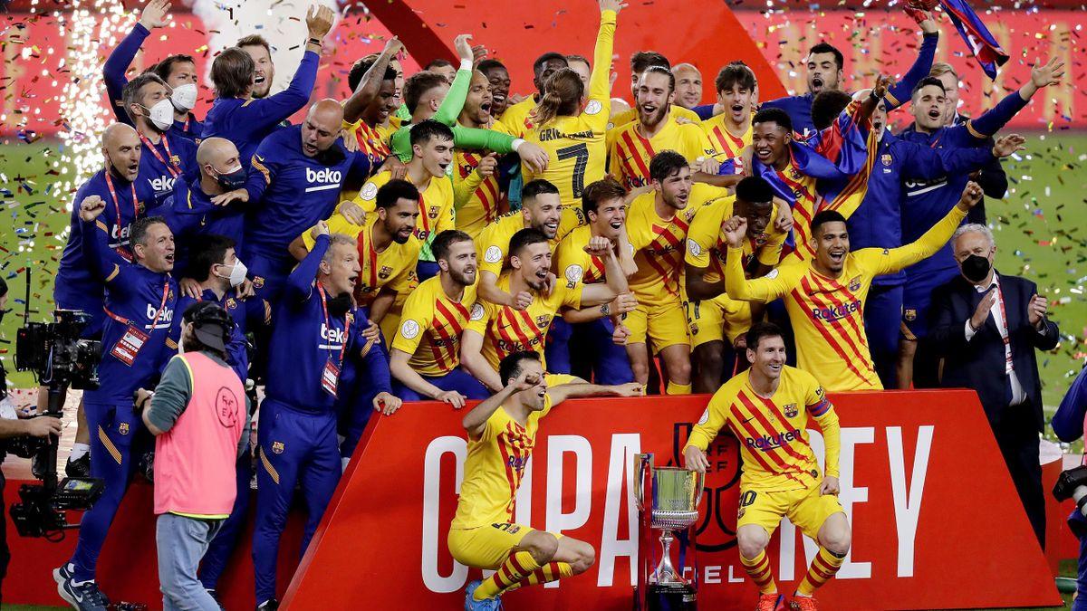 Finale de la Coupe du Roi : Le Real félicite le Barça après son 31ème sacre