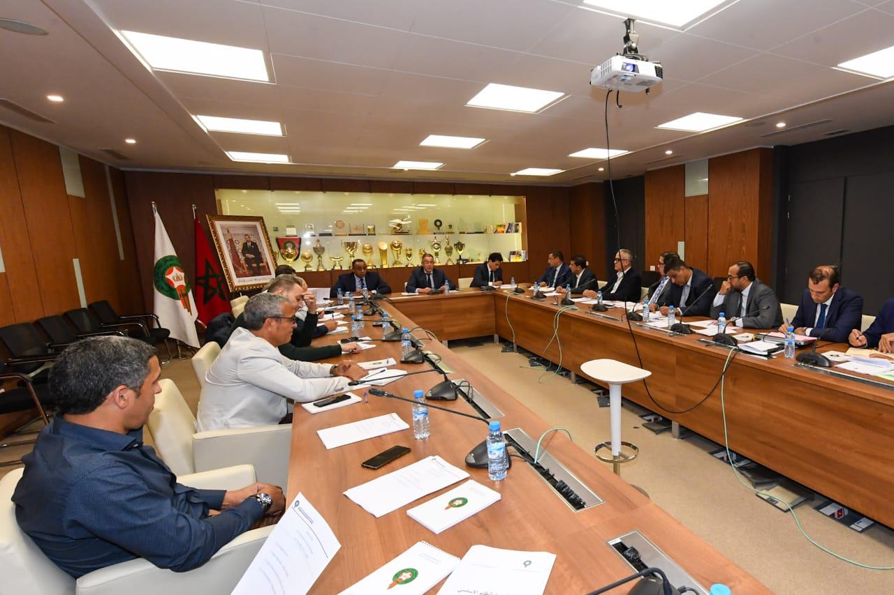 Ce dimanche, réunion nocturne du Comité Directeur de la RRMF/Objectif : Préparer l'Assemblée Générale de mercredi prochain