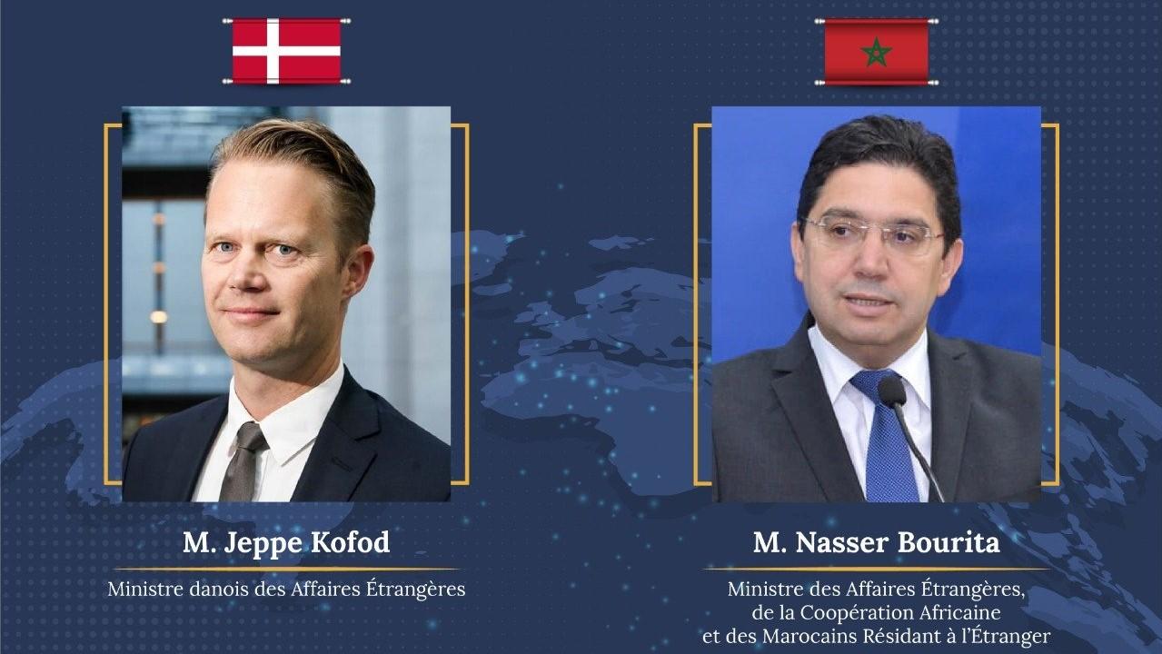 Le Maroc et le Danemark veulent élaborer un agenda post-pandémie