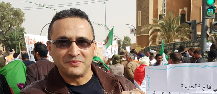 Algérie : un journaliste incarcéré après avoir écrit sur la colère touarègue