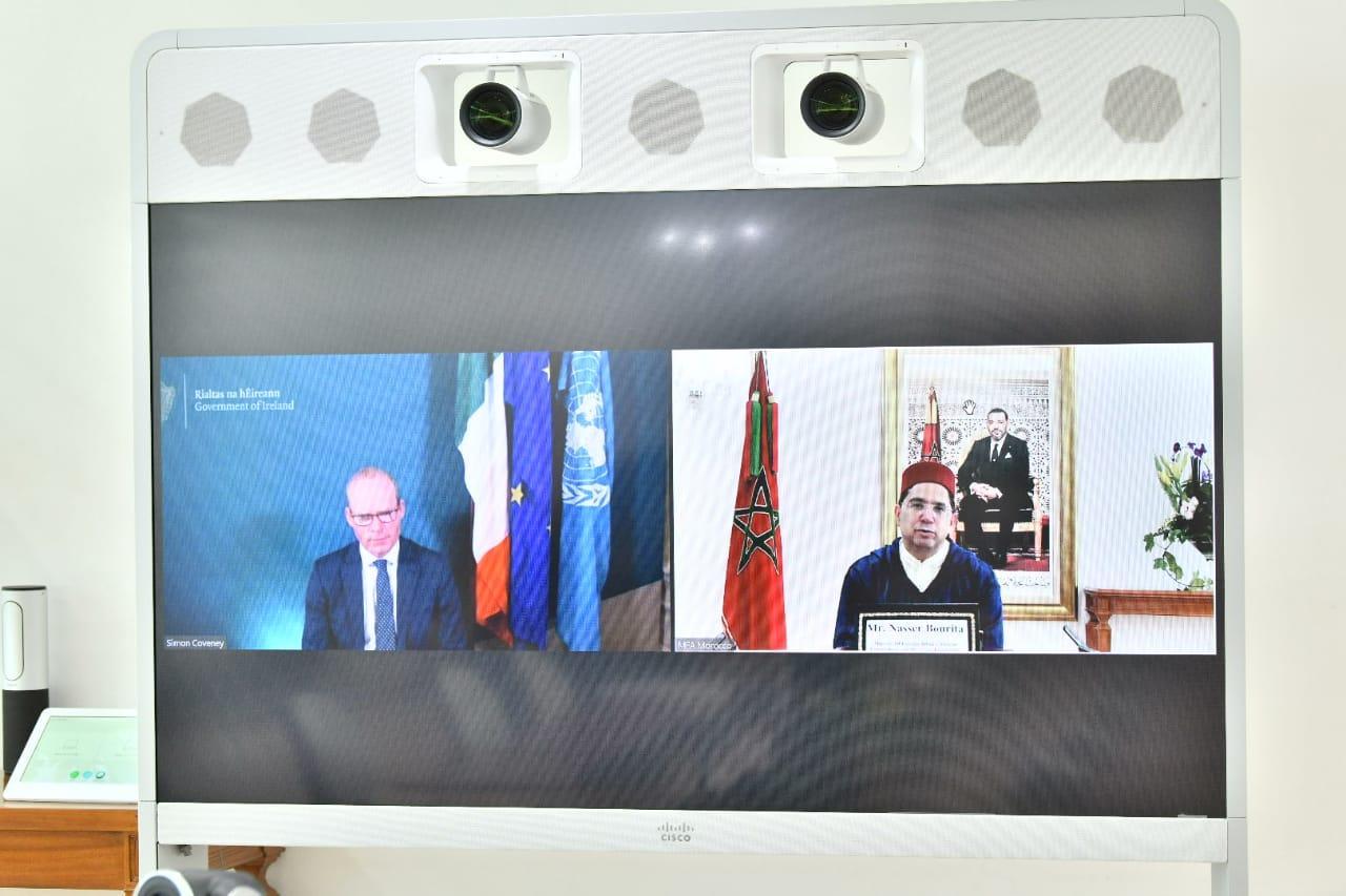 Bientôt, l'Irlande ouvrira une ambassade au Maroc