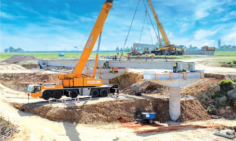  Bouznika: Aménagement d'une nouvelle zone industrielle