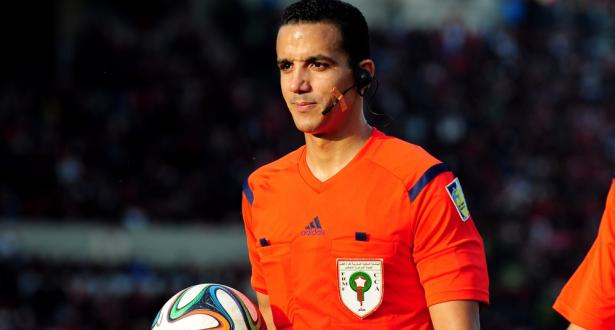JO Tokyo / Football : Adil Zourak sur la liste des arbitres de la VAR