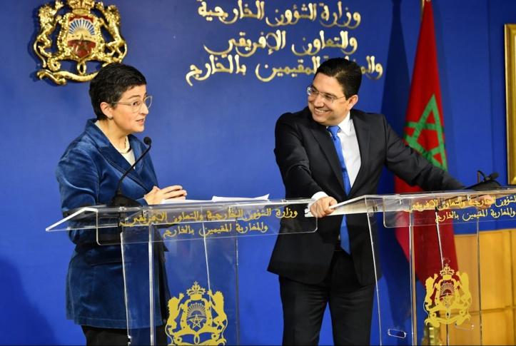 Après l'hospitalisation de Brahim Ghali, l'Espagne tente de rassurer le Maroc