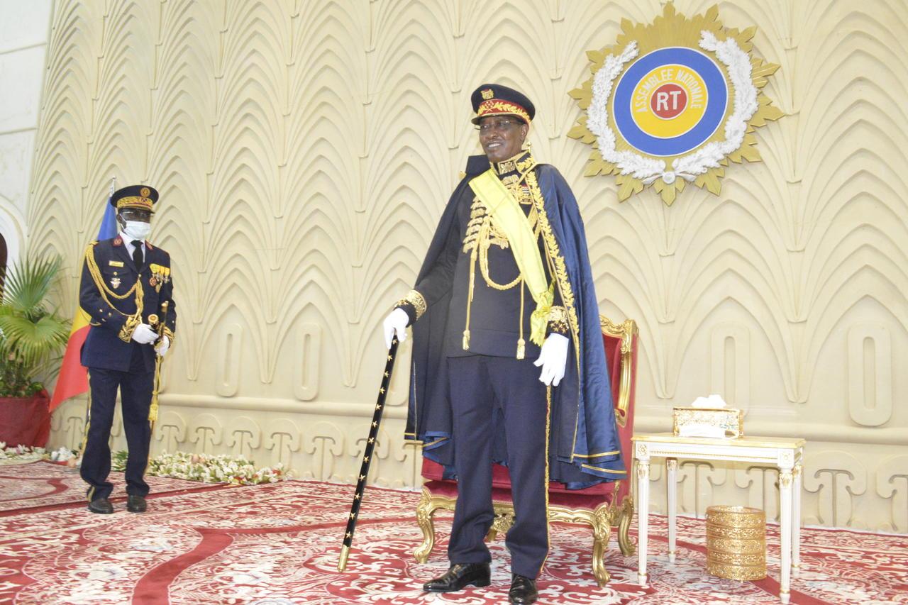 Le Tchad en deuil: Le Maréchal Idriss Déby Itno s'en est allé