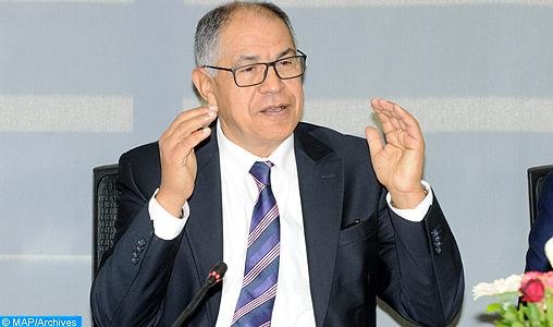 Driss Guerraoui désigné membre de l'Académie de l'Intelligence Économique de France dans le Collège des Émérites