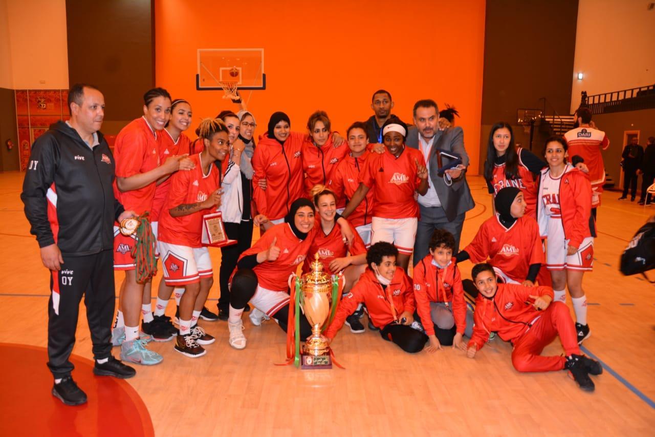 Basket / Dames  : L'Association Michlifen Ifrane remporte la Coupe du Trône