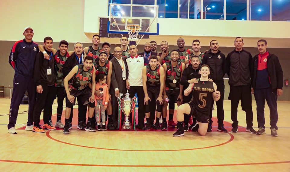Basket / Coupe du Trône (Messieurs) :  En battant l'ASS (87-81), l'AS FAR remporte le titre