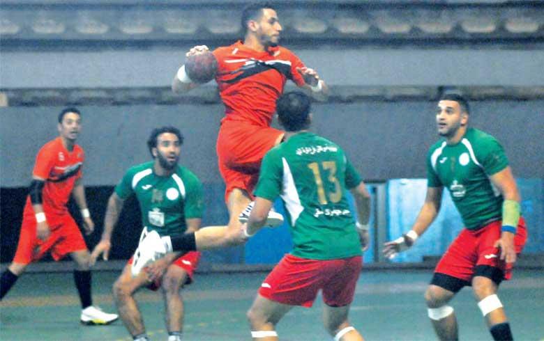 Handball / Huitièmes de finale de la Coupe du Trône : MC Oujda-Rabita reporté