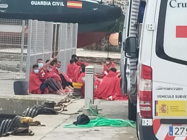 L'Espagne veut expulser les herragas nageurs de Fnideq dans les plus brefs délais