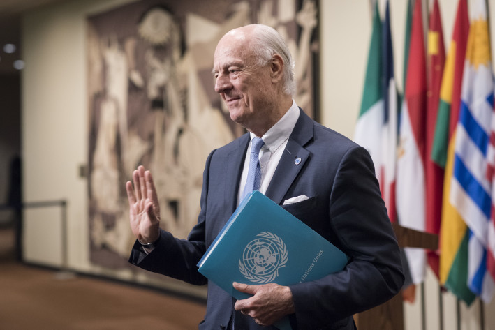 Envoyé spécial au Sahara : Staffan De Mistura pour succéder à Horst Köhler ?