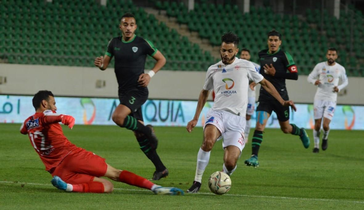 HUSA-MCO (1-0) :  Le Hassania s'offre le Mouloudia grâce à un pénalty !