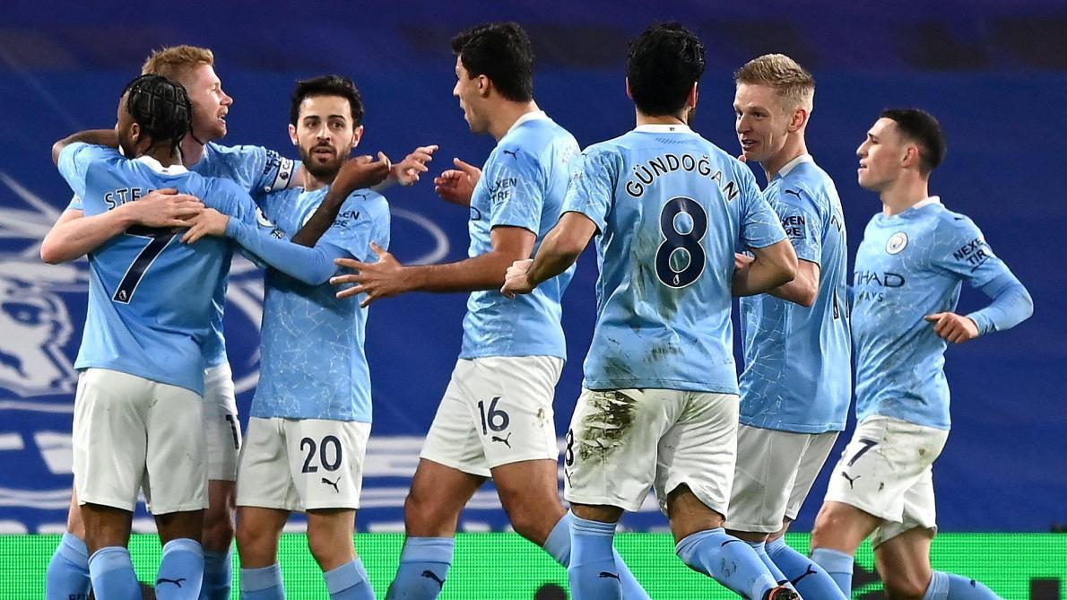 Foot anglais : Vainqueur face à Crystal Palace, Manchester City caresse déjà le titre !