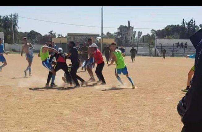 Football chez les Jeunes : Agression d'un jeune arbitre à Casablanca !