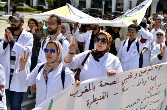 En colère, les infirmiers réclament leur Ordre national