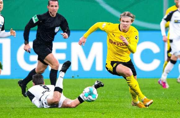 Le remue-ménage Haaland / Le président du Borussia : « Haaland restera un joueur du Borussia Dortmund la saison prochaine »