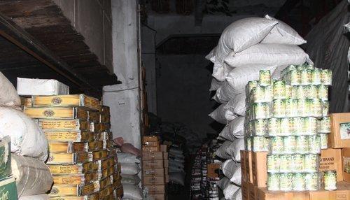 Settat: saisie et destruction de 309 kg de produits alimentaires impropres à la consommation