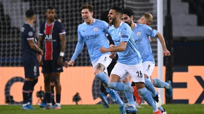 Ligue des Champions : Manchester City renverse le PSG et file vers la finale