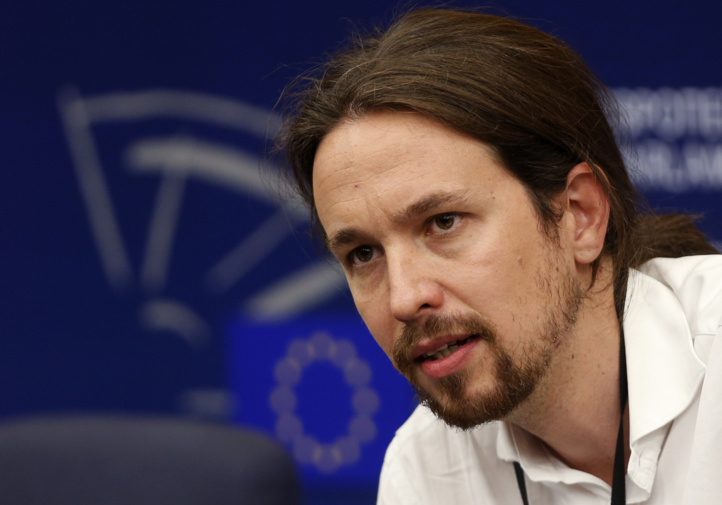 Le leader de Podemos, Pablo Iglesias, se retire de la vie politique