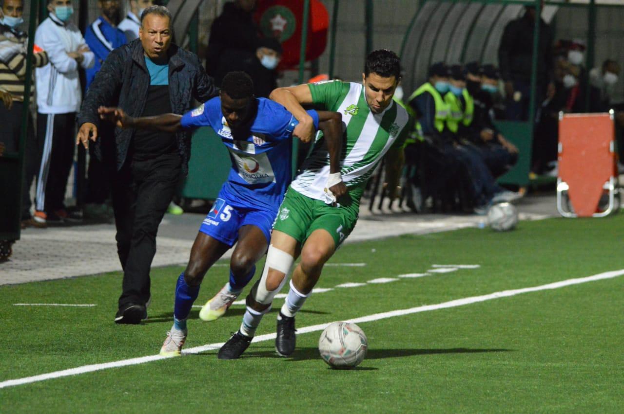 Coupe du Trône / RBM-HUSA  (2-0) : Les Mellalis se qualifient aux demi-finales