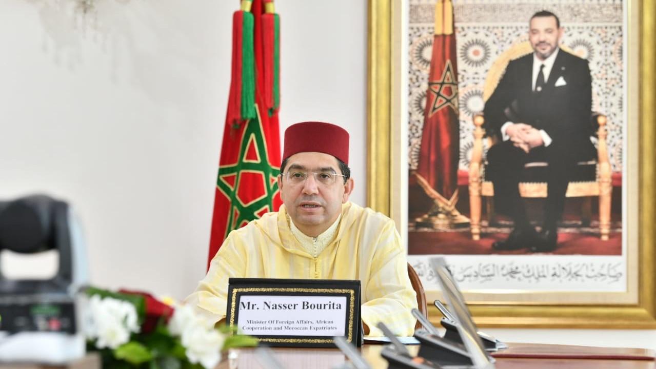 AIPAC : Bourita fustige le soutien de l'Iran au polisario