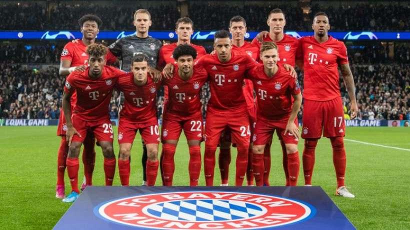 Bundesliga : Le Bayern champion 2020-2021 !